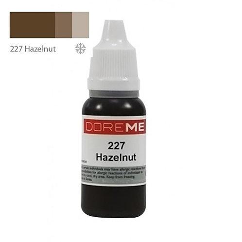 Пигмент для бровей Doreme 227 Hazelnut