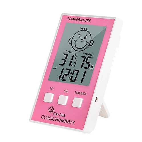 Цифровой гигрометр -термометр