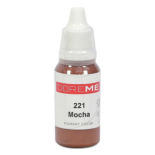 Пигмент для бровей Doreme 221 Mocha