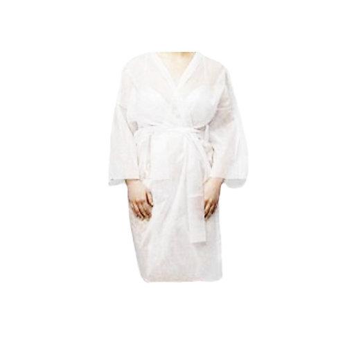 Халат- кимоно с рукавами одноразовый 5шт