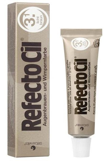 """Краска для бровей и ресниц """"REFECTOCIL"""" (светло-коричневая 3.1)"""