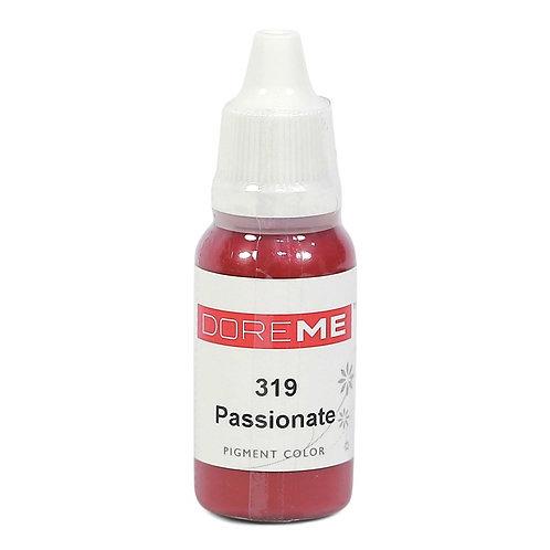 Пигмент для губ Doreme 319 Passionate