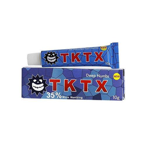 Крем анестезия TKTX 35% синий