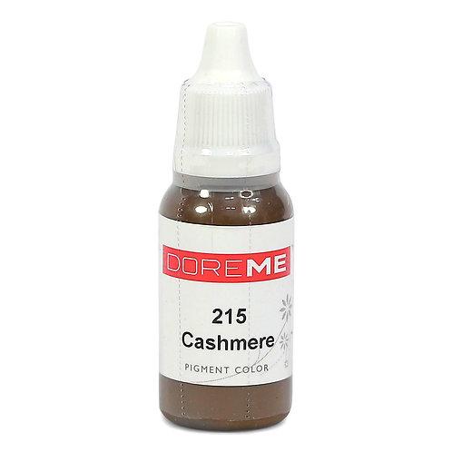 Пигмент для бровей Doreme 215 Cashmere