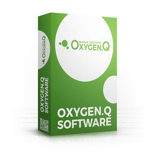 Oxygen.Q - Local HUB Software Lizenz