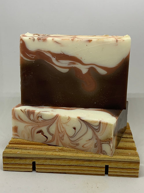 Sweet Vanilla Chai Soap