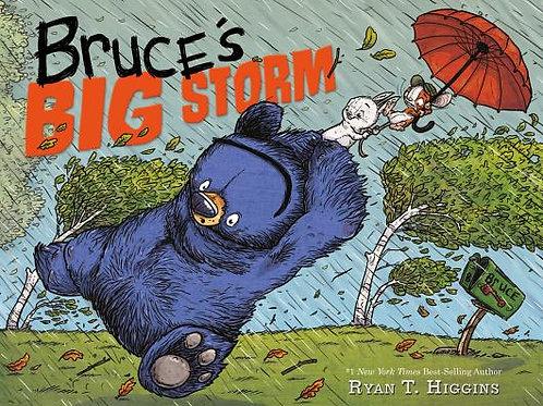 BRUCES BIG STORM
