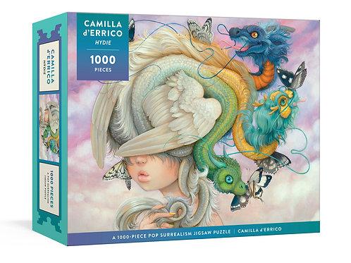 Hydie: A 1,000-Piece Pop Surrealism Jigsaw Puzzle