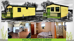 Cabins Available