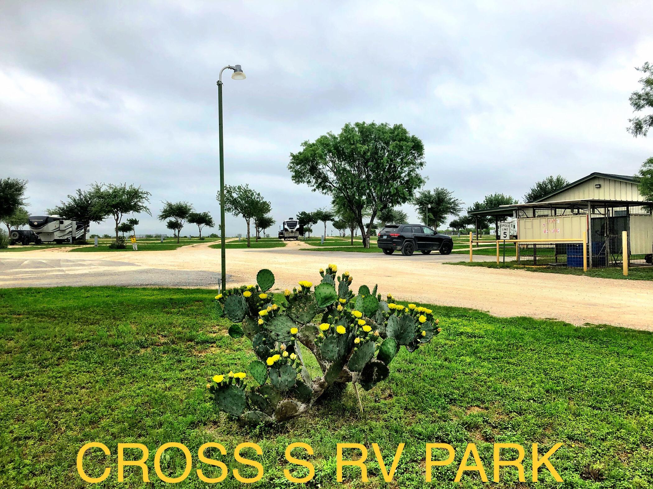 Cross S RV Park Cactus