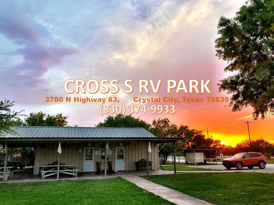Cross S RV Park Office