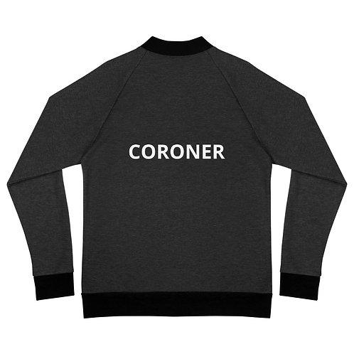 Coroner Bomber Jacket