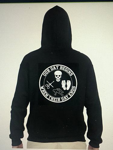Last Responder Hooded Sweatshirt