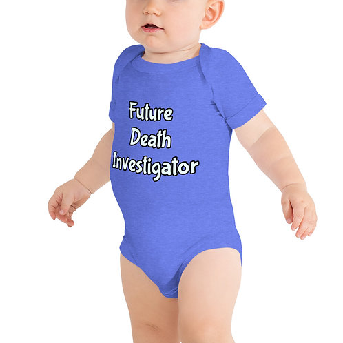 Future Death Investigator Onesie
