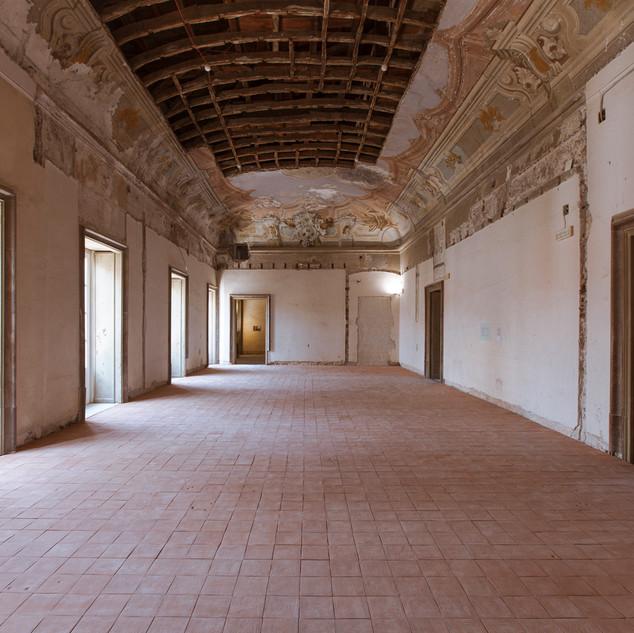 Renato Leotta - Manifesta - Palazzo Bute
