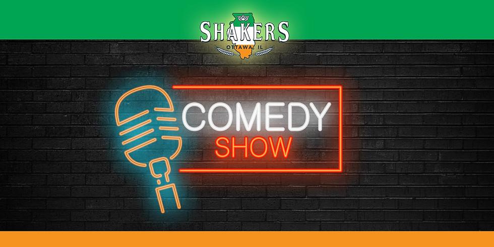 Comedy Night At Shakers (Ottowa, IL)