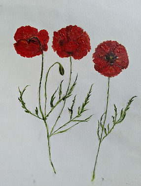 p19 line 38- poppies - Peter Waine - As