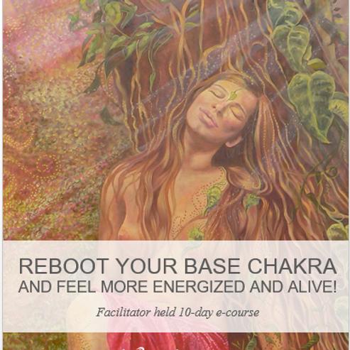 At Home Base Chakra E-Course