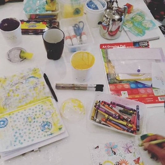 Creative Journal Club