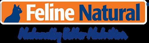 Feline Natural logo vector w blue NBN 30