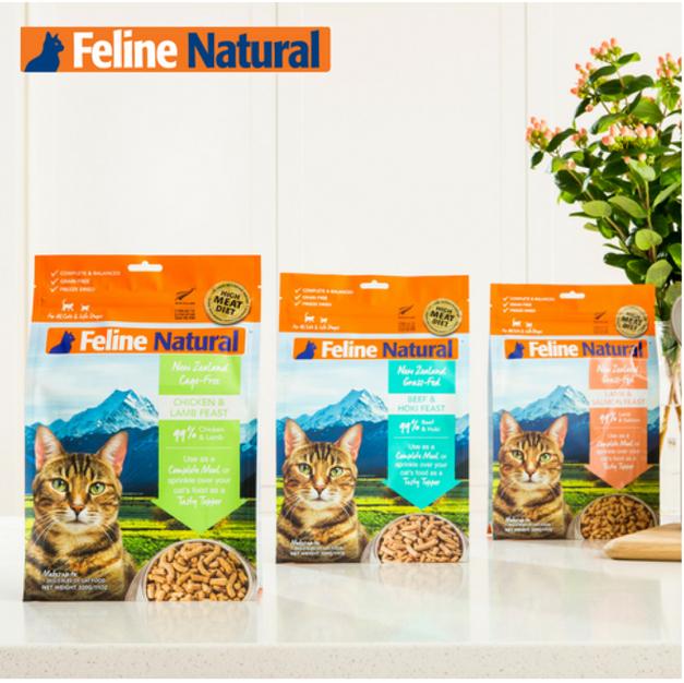 Feline Natural Freeze Dried Food