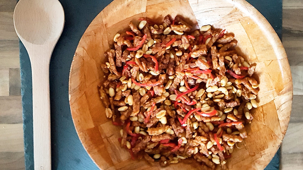 Kering Tempeh Kacang, 250gr
