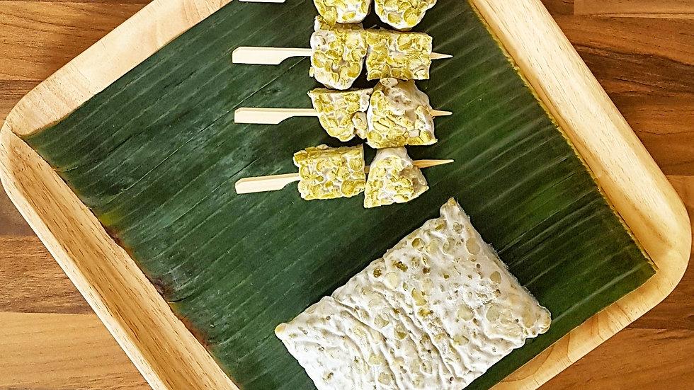 Green Split Pea Tempeh, 200gr