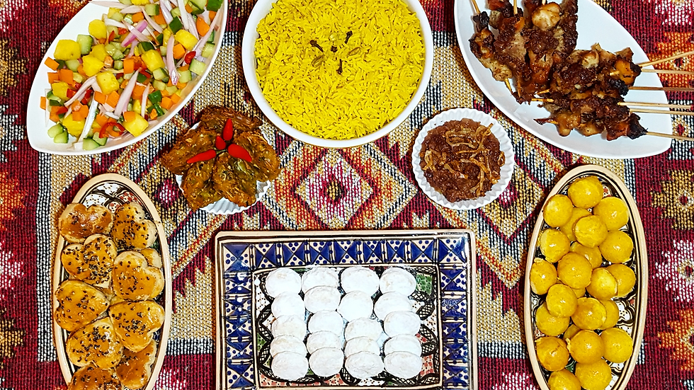 IFTAR 2021 SET MEAL FOR 2 - Halal / Non-Vegan