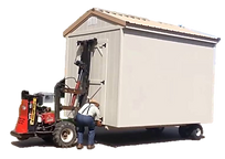 Storage Building setup
