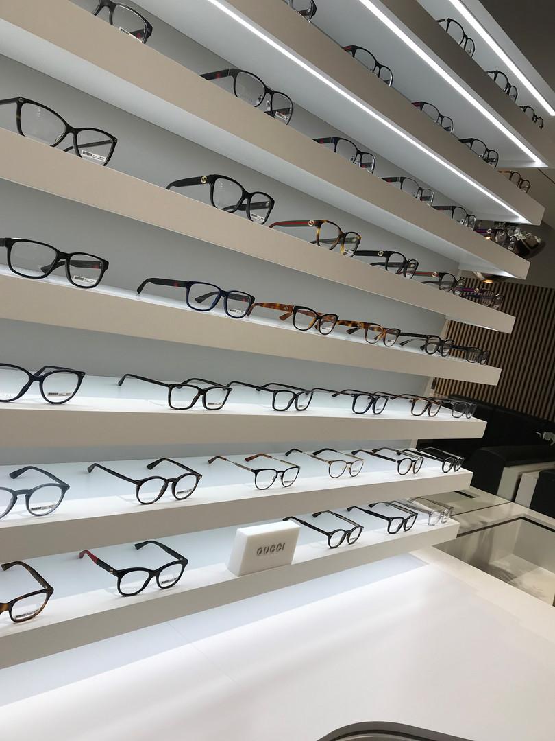 Gucci brillestel