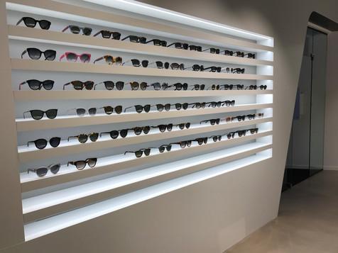 Solbrillevæggen