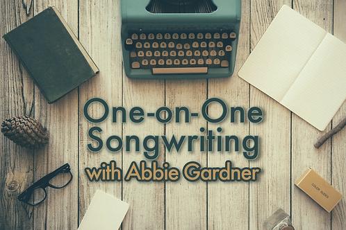 Songwriting Mentorship