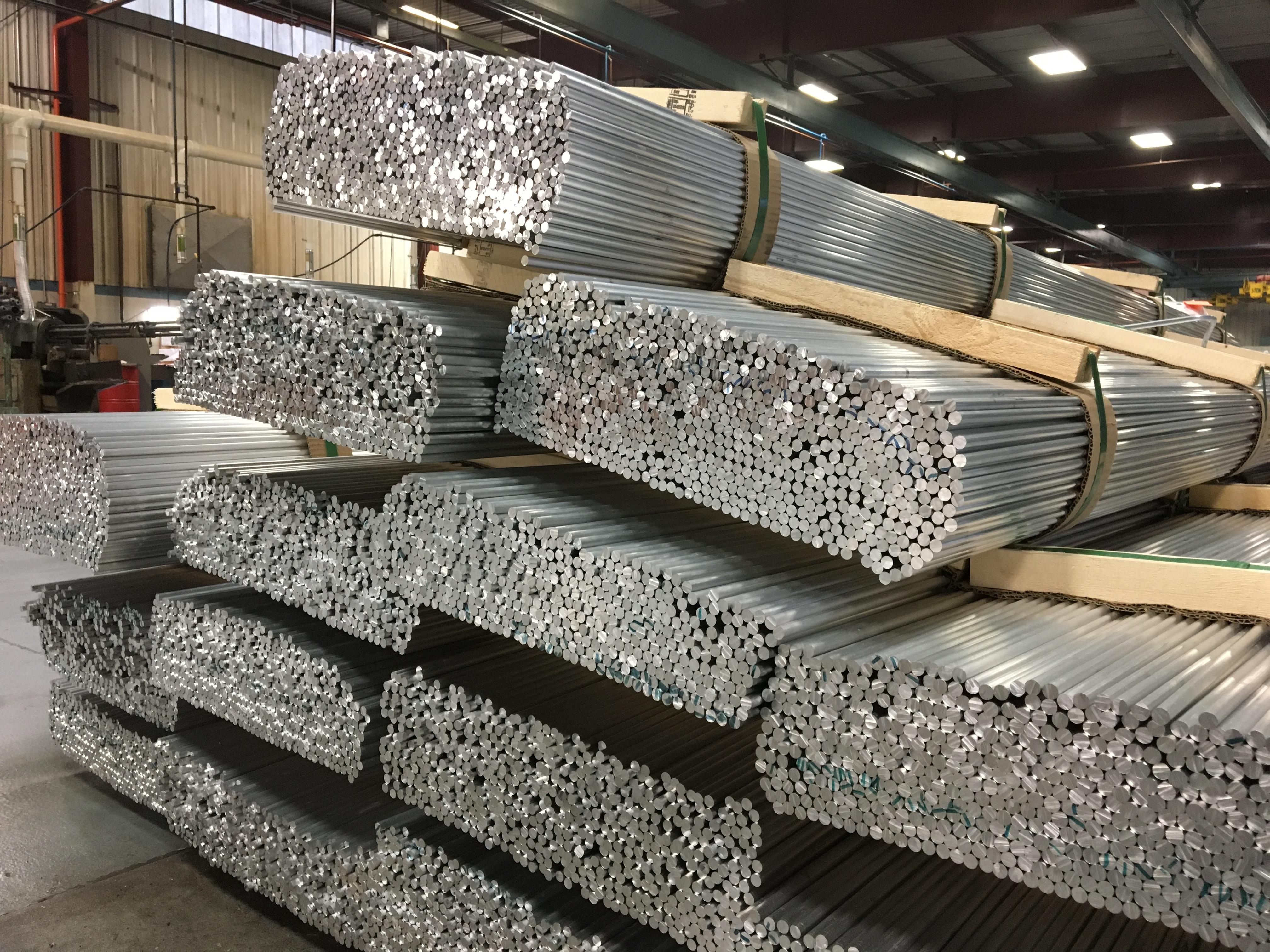 Aluminum Barstock