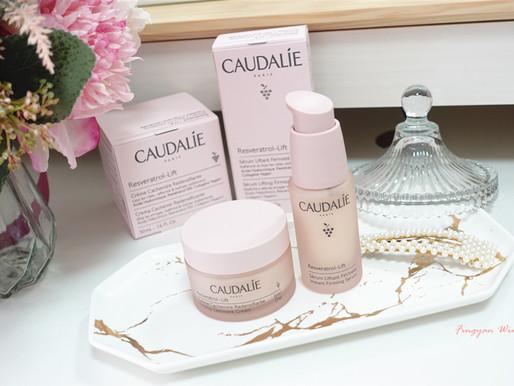 |護膚の享|消除皺紋迎新肌 ✦ CAUDALIE Resveratrol-Lift白藜蘆醇提昇緊緻系列