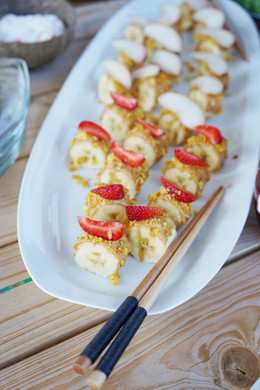 Bushi - Bananen Sushi