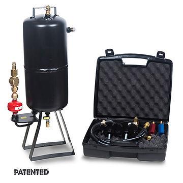 Набор для промывки систем кондиционирования (R134a)