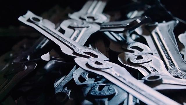 Процесс производства гаечных ключей STAHLWILLE
