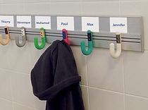 Accessoires  cabines douches CABSAN en stratifié compact HPL