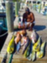 Mahi Mahi fishing
