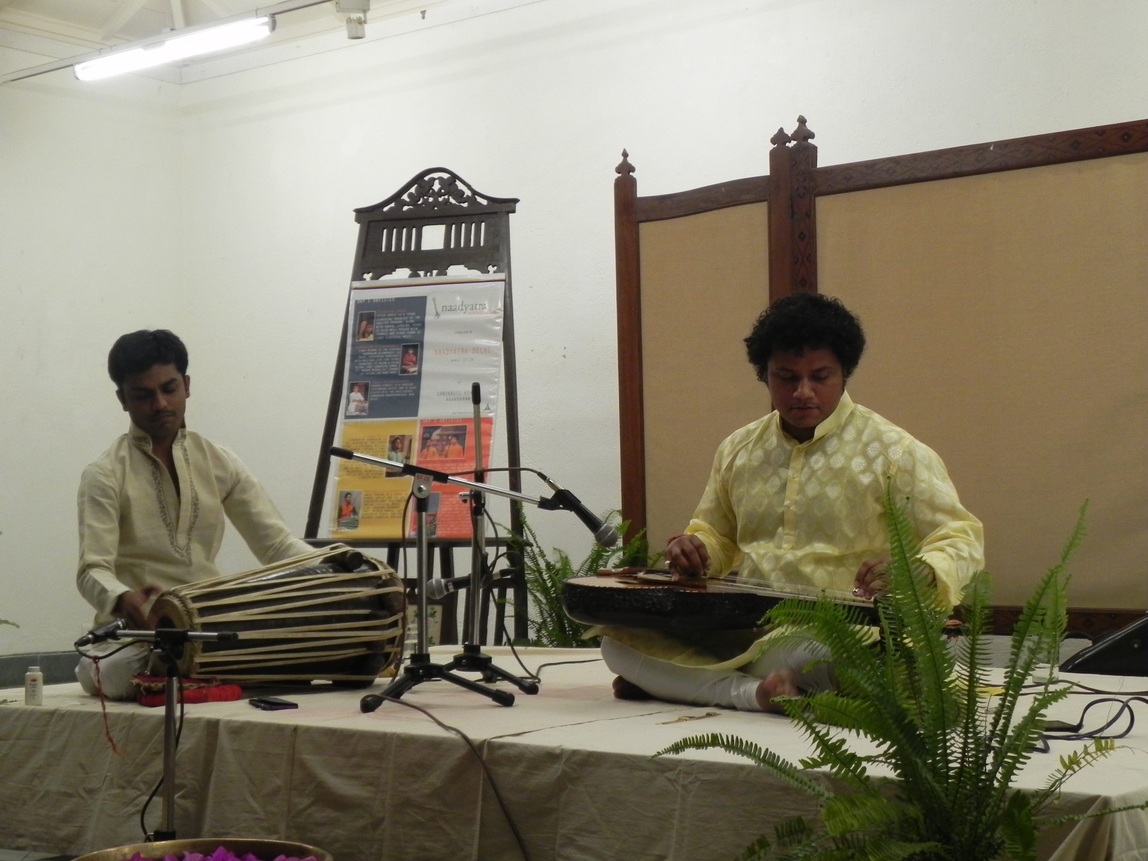 Siddh Veena & Pakhawaj recital-Day2
