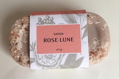 Savon Rose-Lune 125 g