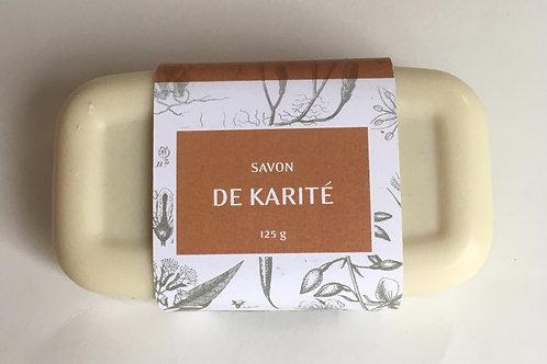 Savon de Karité 125 g