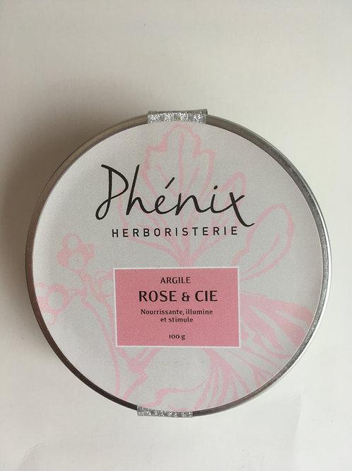 Argile Rose & Cie