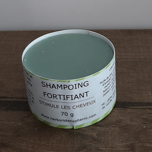 Shampoing barre Fortifiant 70 g