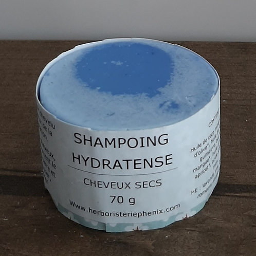 Shampoing barre Hydratense 70g