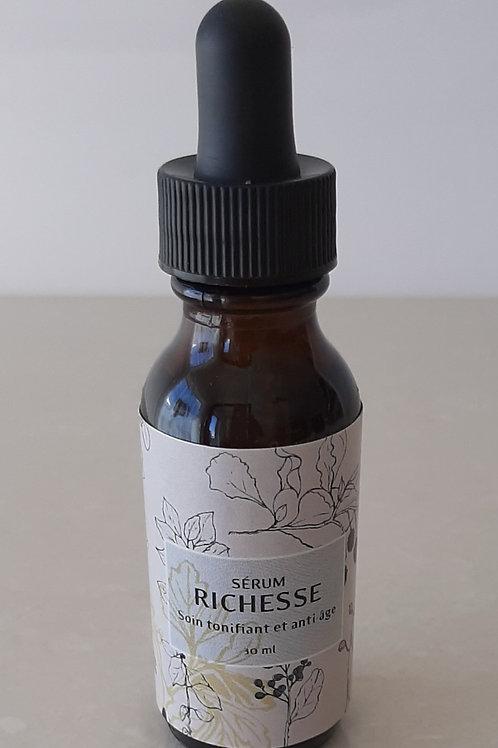Sérum Richesse 30 ml