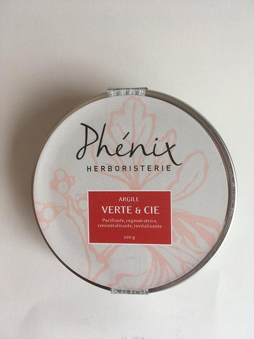 Argile Verte & Cie