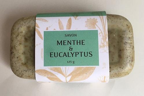 Savon Menthe et Eucalyptus 125 g