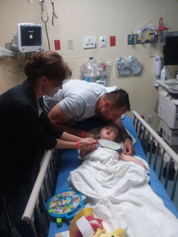 Laurka- father_s kiss before surgery