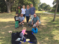 Two Families Picnic